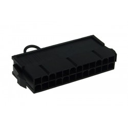 ATX-bridging plug (24 Pin) - black
