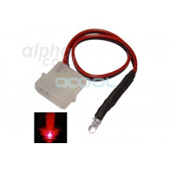 LEDready 5mm red ultra bright