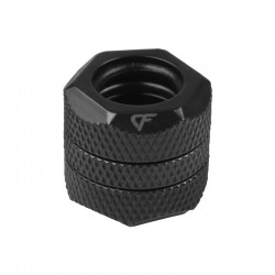 CoolForce - Hard Tube Adapter  - 2 x 12 mm OD