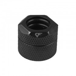 """CoolForce - Hard Tube Adapter G1/4"""" to 12 mm Ø"""