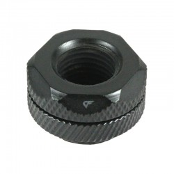 CoolForce - Straight Adapter with dual internal thread G 1/4 ""