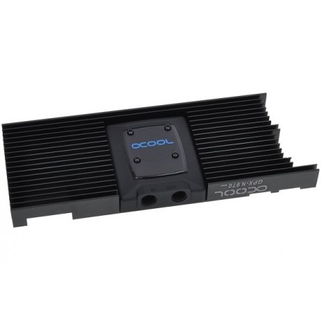 Alphacool NexXxoS GPX - Nvidia Geforce GTX 970 M03 - incl. backplate - black