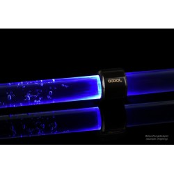 Alphacool Aurora HardTube LED ring 13mm deep black - blue